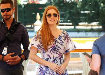 "Amy Adams: ""Nací miedica"""
