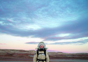 El arte viaja al espacio exterior
