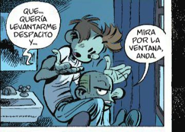 'Spirou y Fantasio: La cara oculta de Z', de Vehlmann y Yoann: Parte I