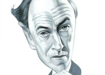 Roald Dahl cumple cien años en plena forma