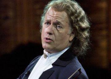 André Rieu, el violinista de las masas