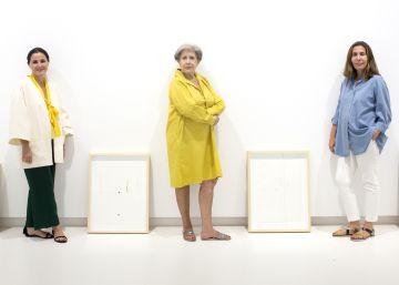 Las tres vidas de una galería
