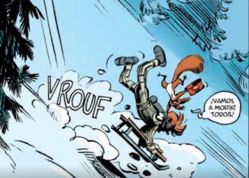 'Spirou y Fantasio: La cara oculta de Z': Parte II