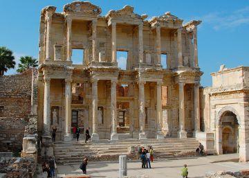 Las peleas entre Turquía y Austria castigan Éfeso
