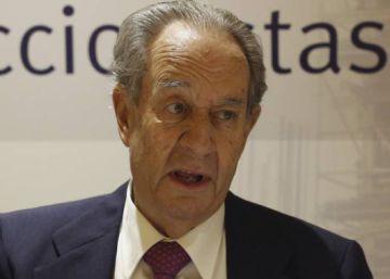 Villar Mir, presidente del patronato de la Fundación Ortega Marañón