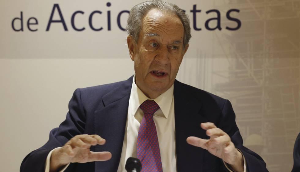 Villar Mir vende un 12,2% de OHL para reducir deuda