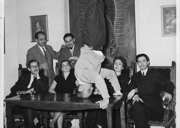 El laboratorio franquista de la integración hispánica