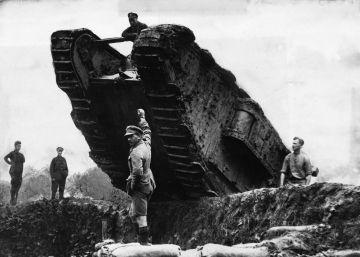 La gran bestia de la guerra cumple cien años