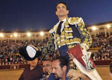 José María Manzanares deslumbra con su toreo en la feria de Albacete