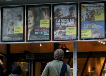 Los productores denuncian el bloqueo del 33% del presupuesto de las ayudas al cine
