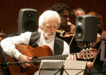 Manolo Sanlúcar cancela su concierto en la Bienal por problemas de salud