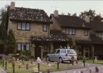 La casa de Harry Potter sale a la venta por medio millón de euros