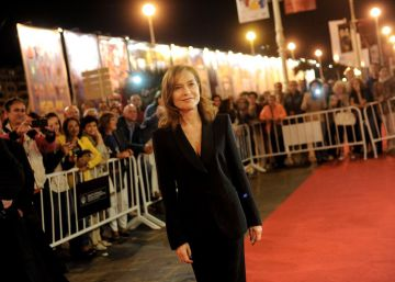 "Isabelle Huppert: ""Peligro sería trabajar en papeles sin interés"""
