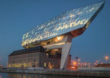 El último ingenio arquitectónico de Zaha Hadid es una 'nube'
