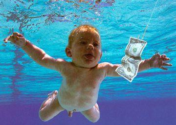 El bebé de Nirvana vuelve a posar 25 años después