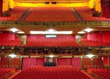 La SGAE vende los teatros Lope de Vega y Coliseum de la Gran Vía por 58 millones