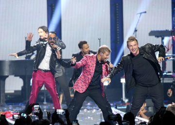 Los Backstreet Boys y Britney Spears en el mismo festival
