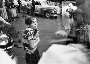 Louis Faurer, un fotógrafo honesto