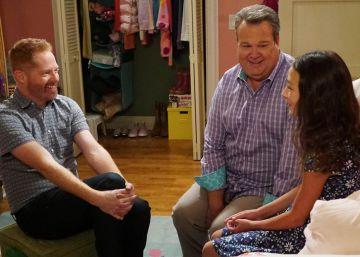 Una imagen del capítulo de esta semana de 'Modern Family'.