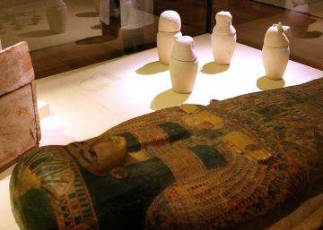 Medio siglo excavando en Egipto