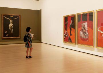 Bacon y su obsesión por la carne y por sus maestros, Velázquez y Picasso