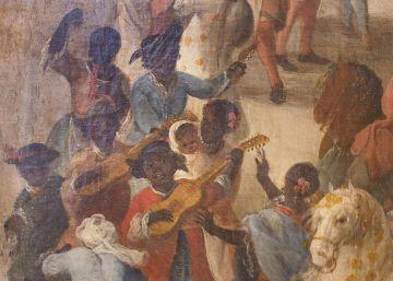 La huella cultural de los negros esclavos en España es indeleble