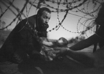 El mundo en 2015 según World Press Photo