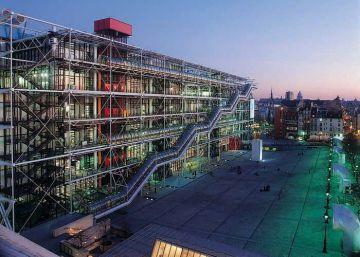 El Pompidou abrirá una nueva antena en Bruselas en 2020