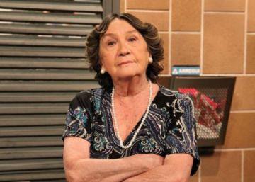 Muere la actriz Amparo Valle, clásico rostro del cine y la televisión