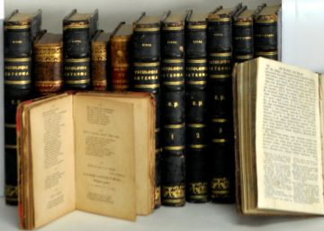 Un bibliófilo con las manos demasiado largas