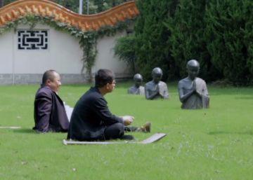 'Una novia en Shangai' hace realidad un mito chino de la muerte