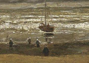 La Camorra escondía en Nápoles dos lienzos de Van Gogh robados en 2002
