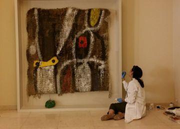 Miró ya tiene casa en Oporto
