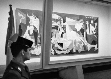 Así volvió a España el 'Guernica' de Picasso: 35 años ya