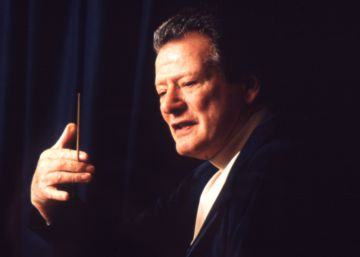 Muere el director de orquesta Neville Marriner
