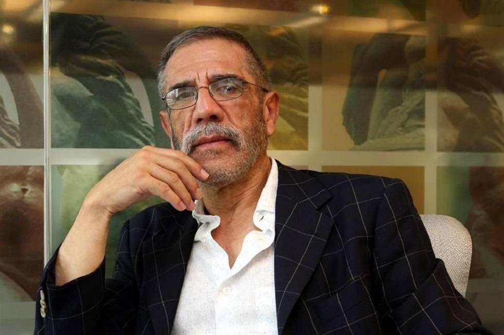 El escritor mexicano Luis González de Alba.