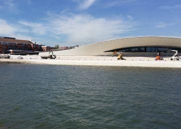 MAAT, el nuevo museo donde Lisboa se mira en el Tajo
