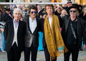 Los Rolling Stones avivan las especulaciones sobre el lanzamiento de un disco