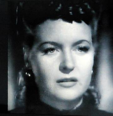 Hilda Krüger no filme 'Adultério'.
