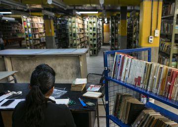 El amorío telefónico de Borges y otros secretos de la Biblioteca Nacional de Argentina