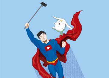 Cuando Superman entró en la universidad