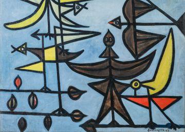 Dallas recorre el arte español de la primera mitad del siglo XX