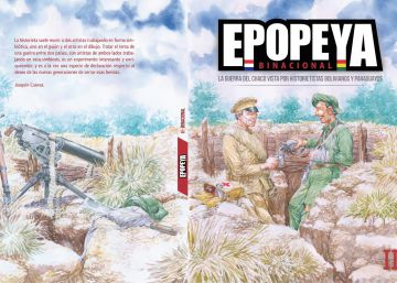 La guerra del Chaco, en cómic