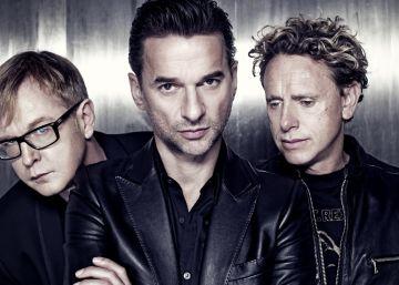 Depeche Mode anuncian nuevo disco y actuarán en el Bilbao BBK Live