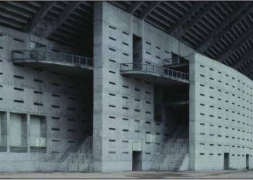 La arquitectura sin tiempo de Cruz Ortiz