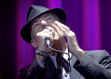"Leonard Cohen, ante ""la proximidad de la muerte"""