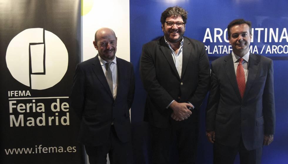 El arte argentino desvelará su poder creativo en arco 2017 ...