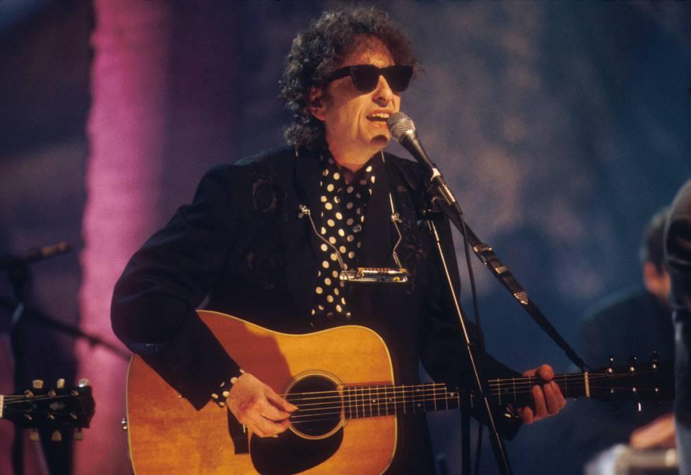 Bob Dylan Nobel de Literatura 2016