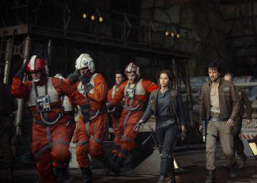 Darth Vader, aún más estrella en el nuevo tráiler de 'Rogue One'
