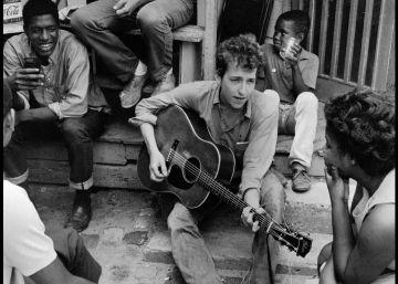 Bob Dylan abre la puerta del cielo literario